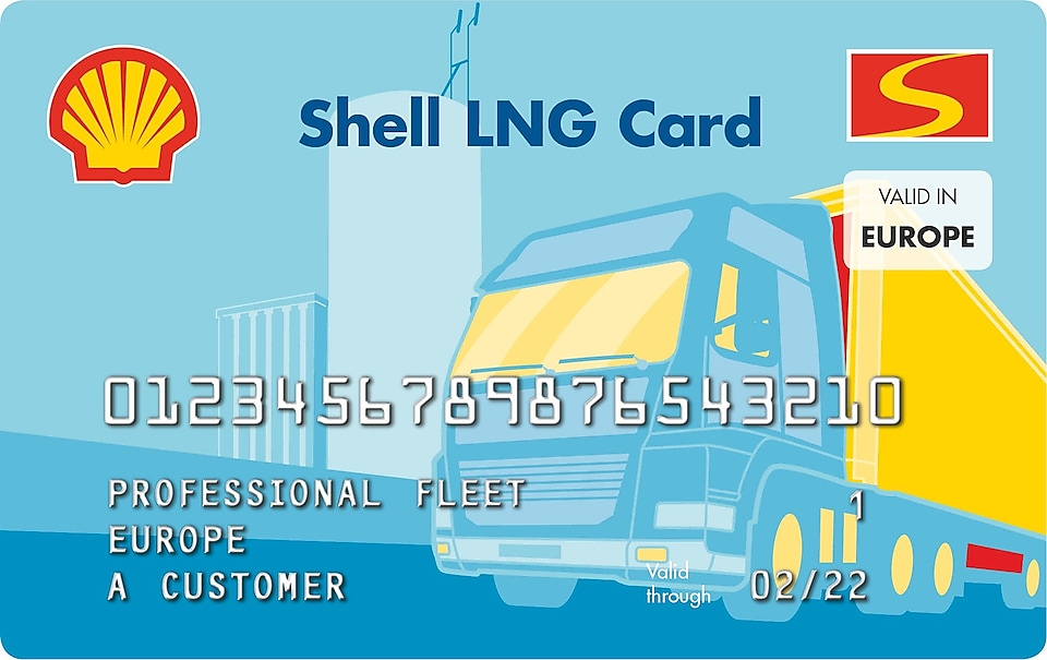 Carta Shell LNG